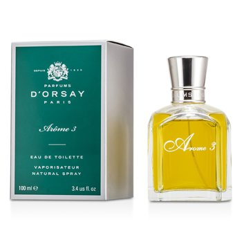 Parfums D'Orsay Arome 3 Eau De Toilette Spray