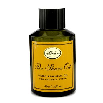 The Art Of Shaving Pre Shave Oil - Lemon Essential Oil (For All Skin Types, Unboxed)