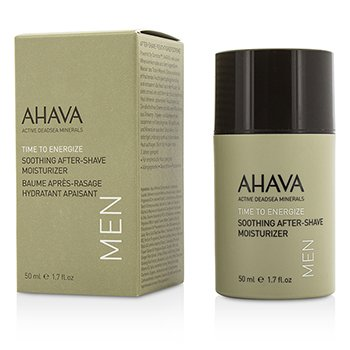 Ahava Time To Energize Soothing After-Shave Moisturizer
