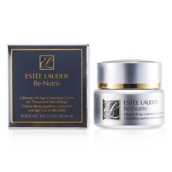 Estee Lauder Re-Nutriv Ultimate Lift Age-Correcting Creme for Throat and Decollectage