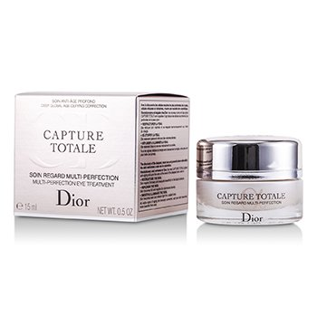 Christian Dior Capture Totale Soin Regard Multi-Perfection Eye Treatment