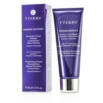 By Terry Sheer Expert Perfecting Fluid Foundation - # 8 Intense Beige