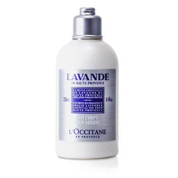L'Occitane Lavender Harvest Body Lotion (New Packaging)