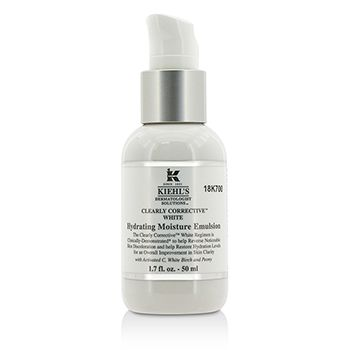 Kiehl's Clearly Corrective White Hydrating Moisture Emulsion