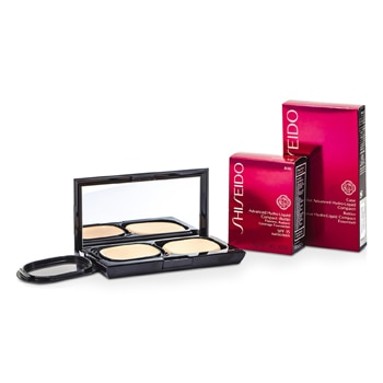 Shiseido Advanced Hydro Liquid Compact Foundation SPF15 (Case + Refill) - B00 Very Light Beige