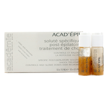 Academie Acad'Epil Specific Post-Depilatory Solution Shock Treatment