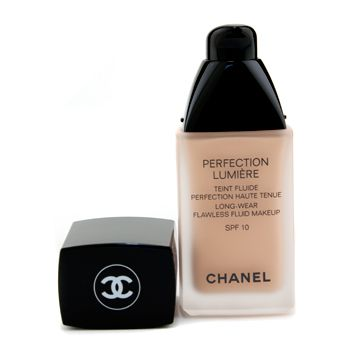 Chanel Perfection Lumiere Long Wear Flawless Fluid Make Up SPF 10 - # 42 Beige Rose
