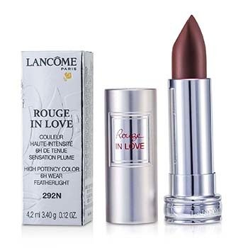 Lancome Rouge In Love Lipstick - # 292N Chez Prune