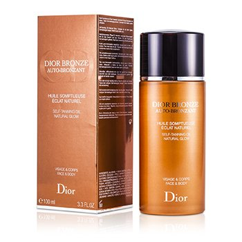 Christian Dior Dior Bronze Self-Tanning Oil Natural Glow