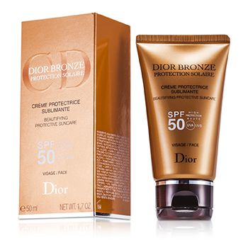 Christian Dior Dior Bronze Beautifying Protective Suncare SPF 50 For Face