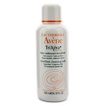 Eau Thermale Avene Trixera+ Selectiose Emollient Cleansing Bath (For Severely Dry Skin)