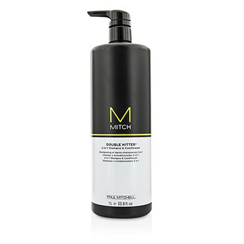 Paul Mitchell Mitch Double Hitter Sulfate-Free 2-in-1 Shampoo & Conditioner