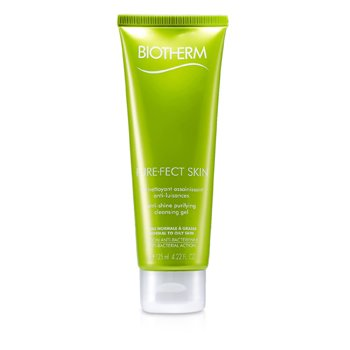 Biotherm Pure.Fect Skin Anti-Shine Purifying Cleansing Gel (Combination to Oily Skin)