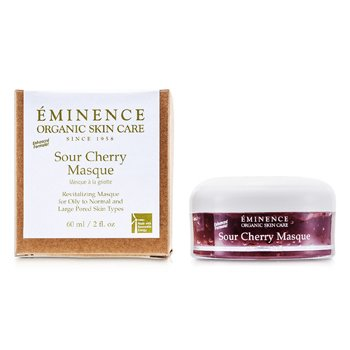 Eminence Sour Cherry Masque (Oily to Normal & Large Pored Skin)