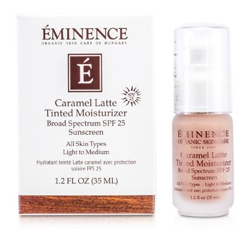 Eminence Caramel Latte Tinted Moisturizer SPF 25 (Light To Medium)