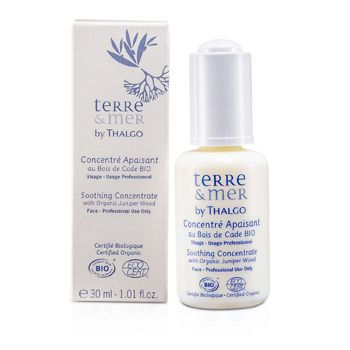 Thalgo Terre & Mer Soothing Concentrate With Organic Juniper Wood (Salon Size)