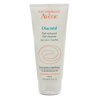 Eau Thermale Avene Diacneal Soap Free Gel Cleanser (For Oily, Blemish-Prone Skin)