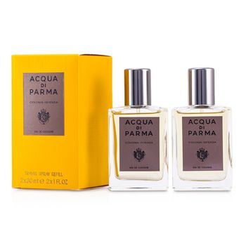 Acqua Di Parma Acqua di Parma Colonia Intensa Eau De Cologne Travel Spray Refills