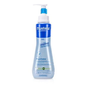 Mustela PhysiObebe No-Rinse Cleansing Fluid