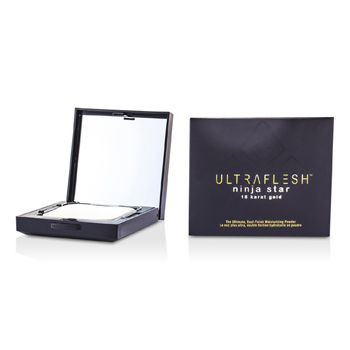 Fusion Beauty Ultraflesh Ninja Star 18 Karat Gold Dual Finish Moisturizing Powder - # Radiant