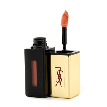 Yves Saint Laurent Rouge Pur Couture Vernis a Levres Glossy Stain - # 6 Camel Croisiere