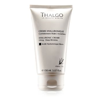 Thalgo Hyaluronic Cream: Filling - Deep Wrinkles  (Salon Size)