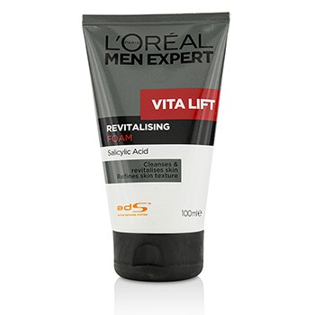 L'Oreal Men Expert Vita Lift Revitalizing Foam