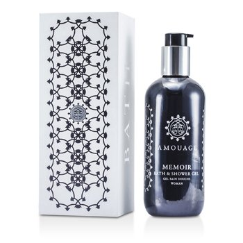 Amouage Memoir Bath & Shower Gel