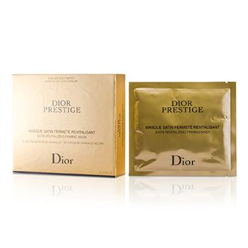 Christian Dior Prestige Satin Revitalizing Firming Mask