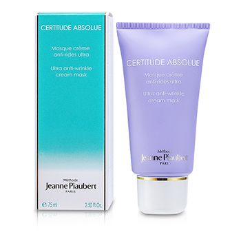 Methode Jeanne Piaubert Certitude Absolue Ultra Anti-Wrinkle Cream Mask