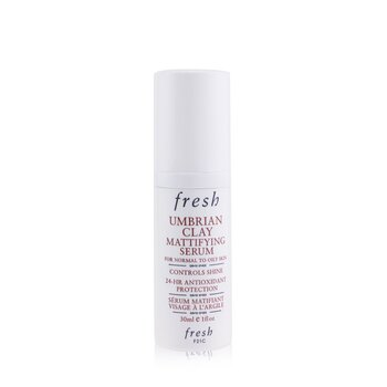 Fresh Umbrian Clay Mattifying Serum - Normal to Oily Skin