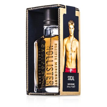 Hollister Socal Eau De Cologne Spray