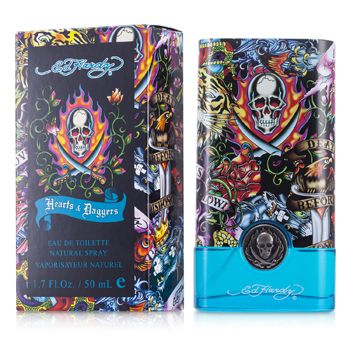 Christian Audigier Ed Hardy Hearts & Daggers Eau De Toilette Spray