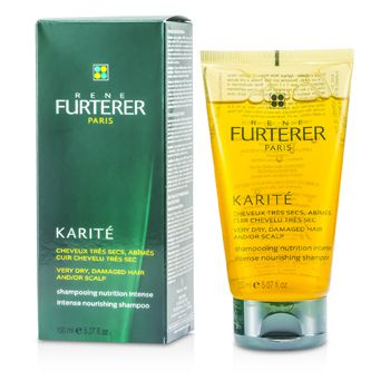 Rene Furterer Karite Intense Nourishing Shampoo (For Very Dry, Damaged Hair and/or Scalp)
