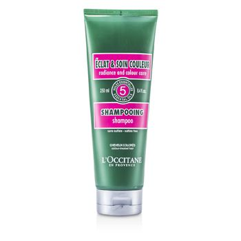 L'Occitane Aromachologie Radiance and Color Care Shampoo (For Colour-Treated Hair)