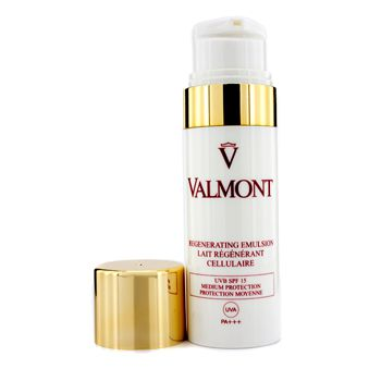 Valmont Sun Cellular Solution Regenerating Emulsion SPF 15