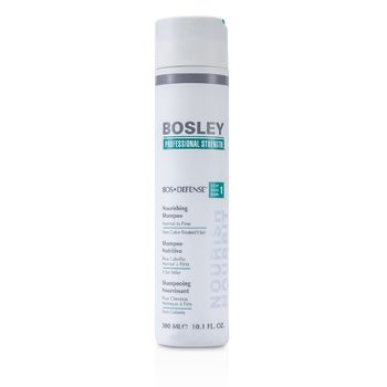 Bosley Professional Strength Bos Defense Nourishing Shampoo (For Normal to Fine Non Color-Treated Hair)