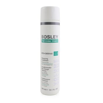 Bosley Professional Strength Bos Defense Volumizing Conditioner (For Normal to Fine Non Color-Treated Hair)