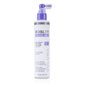 Bosley Professional Strength Volumizing & Thickening Nourishing Leave-In (For All Hair Types)