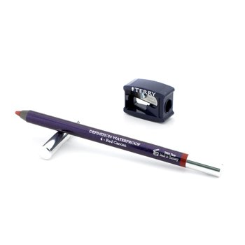 By Terry Crayon Levres Terrbly Perfect Lip Liner - # 4 Red Cancan