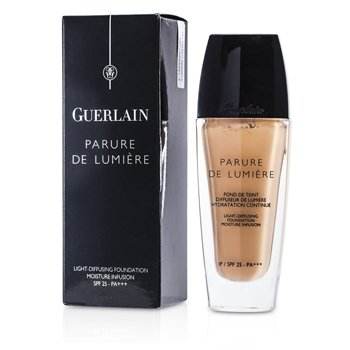 Guerlain Parure De Lumiere Light Diffusing Fluid Foundation SPF 25 - # 02 Beige Clair