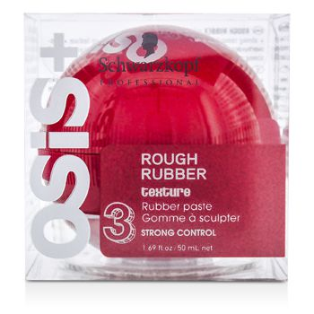 Schwarzkopf Osis+ Rough Rubber Texture Rubber Paste (Strong Control)