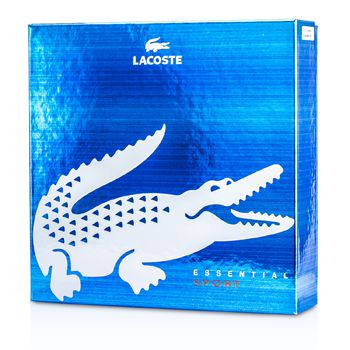 Lacoste Lacoste Essential Sport Coffret: Eau De Toilette Spray 125ml/4.2oz + Deodorant Stick 75ml/2.4oz