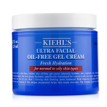 Kiehl's Ultra Facial Oil-Free Gel Cream - For Normal to Oily Skin Types