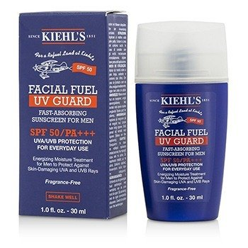 Kiehl's Facial Fuel UV Guard SPF 50 / PA+++