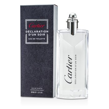 Cartier Declaration d'Un Soir Eau De Toilette Spray