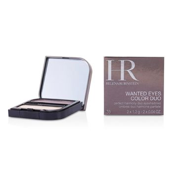 Helena Rubinstein Wanted Eyes Color Duo - No. 55 Seducing Pink & Sexy Plum