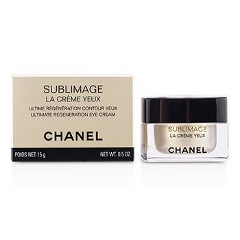 Chanel Sublimage Ultimate Regeneration Eye Cream