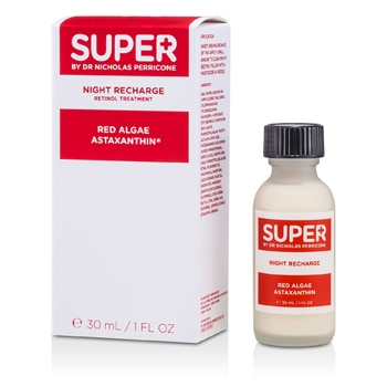 Super By Dr. Nicholas Perricone Night Recharge Retinol Treatment With Red Algae Astaxanthin