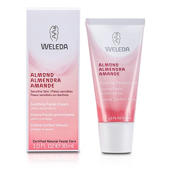 Weleda Almond Soothing Facial Cream For Sensitive Skin